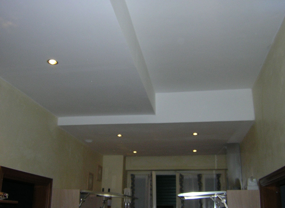 Faretti Soffitto Bagno: Faretti led soffitto linea light i faretto a ...